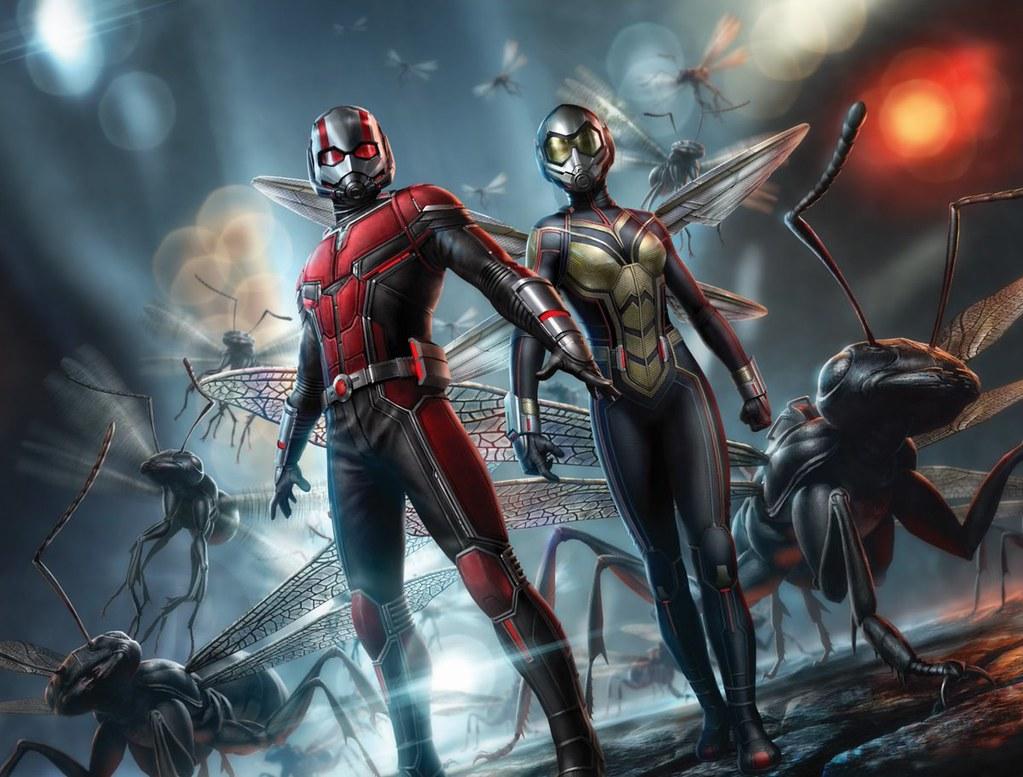 Marvel quiz superheroera .com blackpanther movie WHERE IS WAKANDA LOCATED3 antman