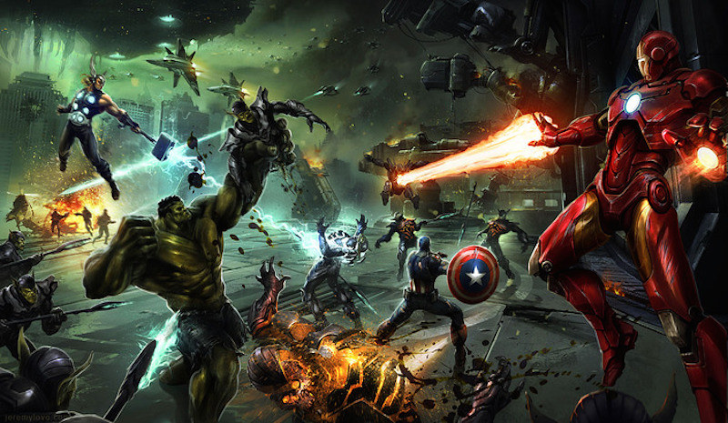 Marvel Studios Top 8 Goosebumps scene in MarvelMCU superheroera.com10