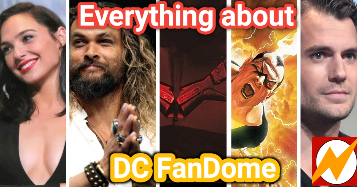 Everything Revealed The Ultimate Revelation of DC FanDome superheroera