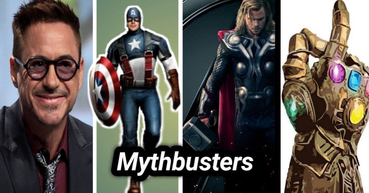6 myth of mcu by superhero era