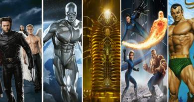 Fantastic 4 Adam Warlock Namor Silver Surfer and x Men in MCU