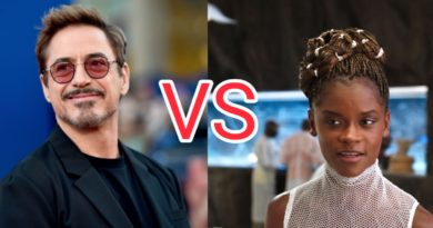 Is Shuri Smarter Than Tony Stark Tony Vs Shuri Who is Smarter