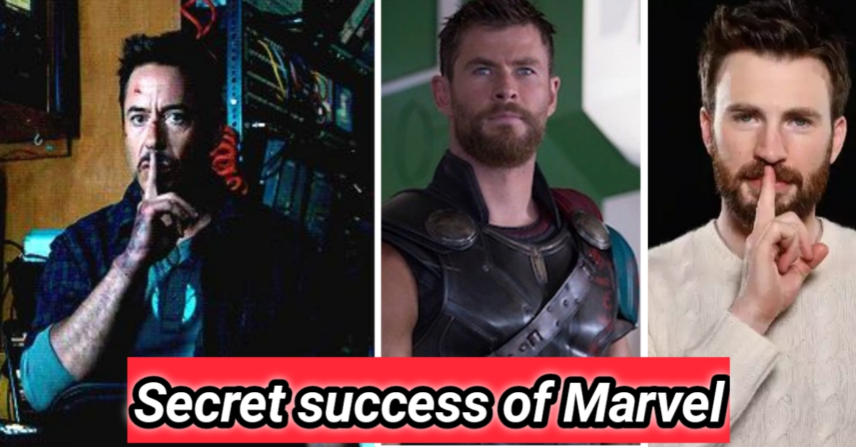 Reason why Marvel is Successful motivation