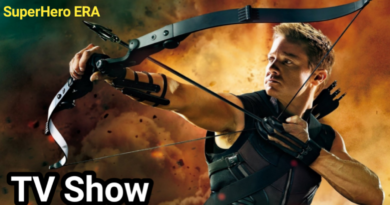 Hawkeye The Hawkeye Tv series By Disney+