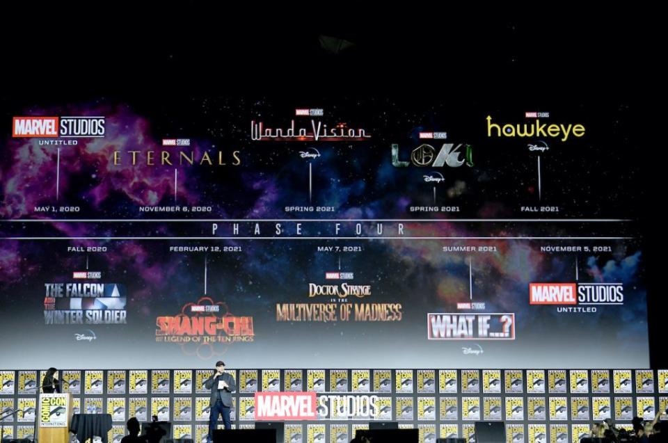 Cosmic Saga Marvel Multiverse Saga