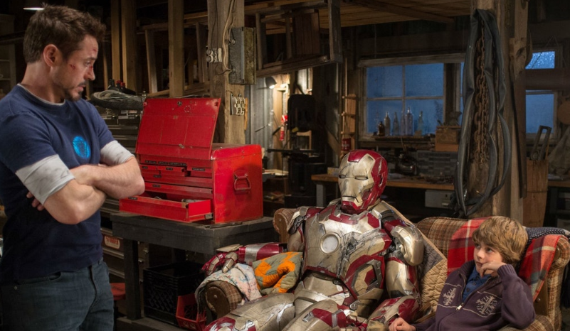 Harley Keener Will Reportedly Act As The MCU New Iron Man