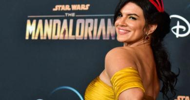 The Internet Is Freaking Out Over Deadpool Actress Gina Carano Nude Photo