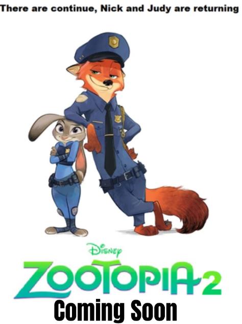 Zootopia 2 In Development At Disney, Same Cast Returning 5