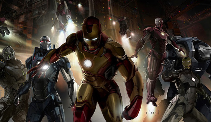 inventions Of Tony Stark Iron Man In MCU with Ranking