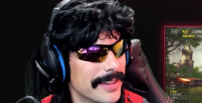 Full News Dr Disrespect Twitch Ban, According To Rumor From CoD VA