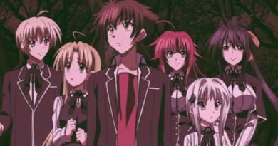 High School DXD Season 5 releasing by the end of this year