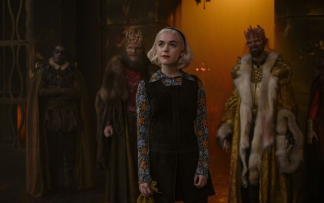 Netflix Chilling Adventures of Sabrina Season 3 Recap Everything You Should Know Before the Final Season