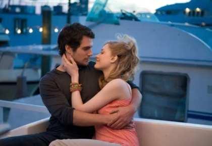Somewhere In Between Training For The Witcher And Building His Own Computer, Henry Cavill Found True Love