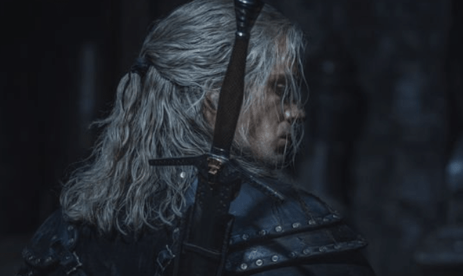 The Witcher Season 2 Features Younger Versions Of Geralt And Vesemir a-min