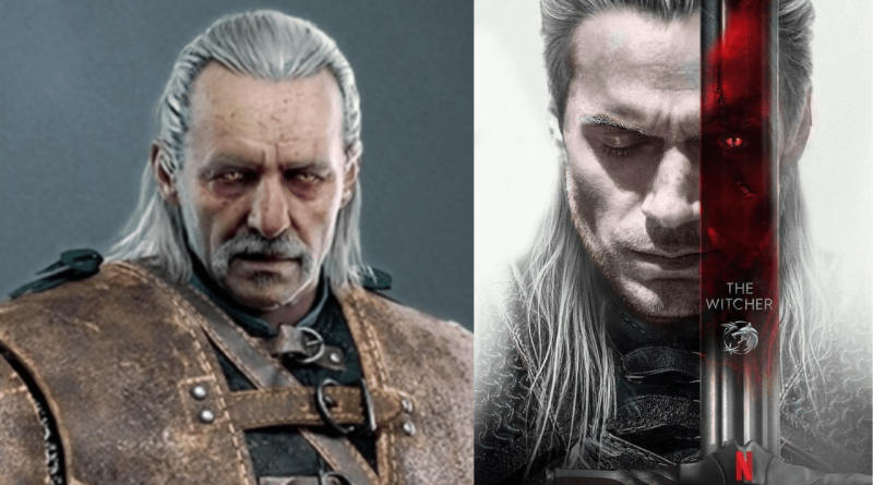 The Witcher Season 2 Features Younger Versions Of Geralt And Vesemir-min