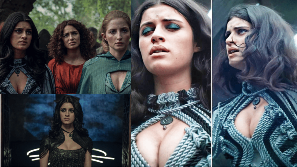 The Witcher Why Anya Chalotra refused to use body double for naked scenes