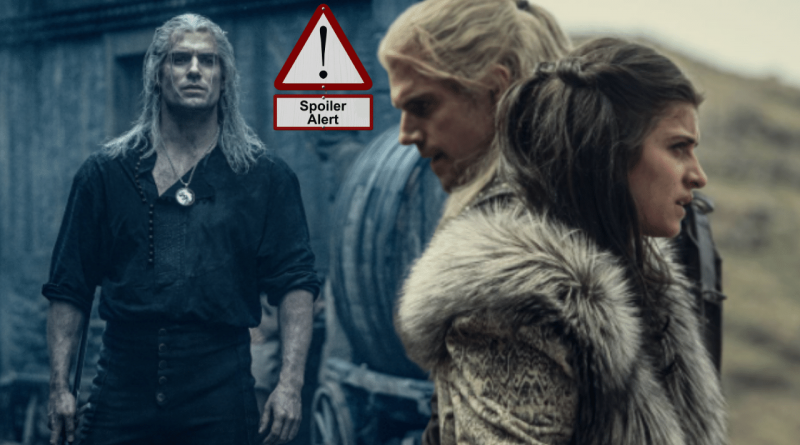 The witcher season 2 release date, Set Photos Hint at the Introduction of SPOILER