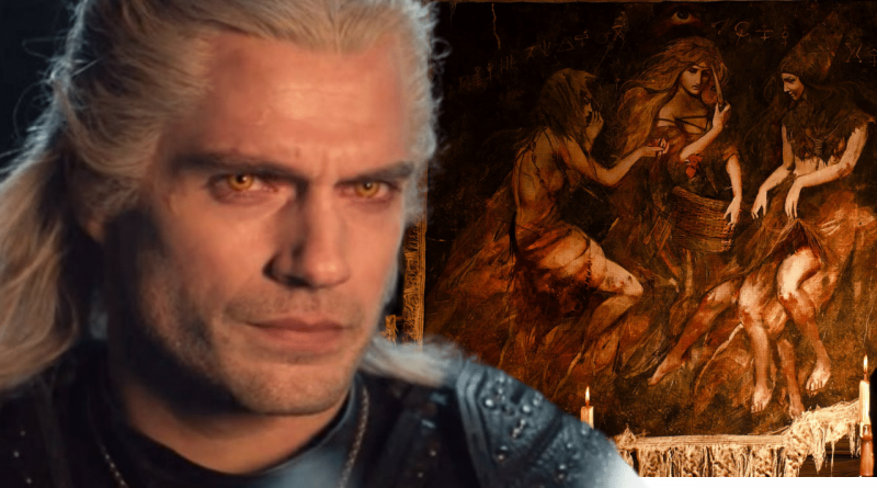The Witcher Why Season 2 Major Villain May Be The Ladies of The Wood