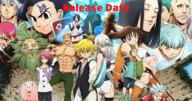 Seven Deadly Sins Season 5 Netflix Release Date & What to Expect a