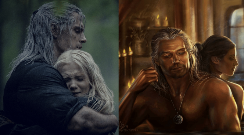10 Best Heartwarming Scenes From Entire The Witcher Series