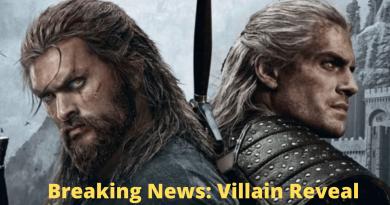 Breaking News Villain Reveal
