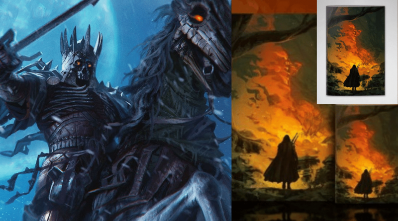 Exclusive Witcher 2 Key role casting for Wild Hunt and The New Limited Edition Print and Comic
