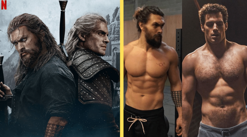 Jason Momoa's upcoming film may prevent him from appearing in the Witcher prequel