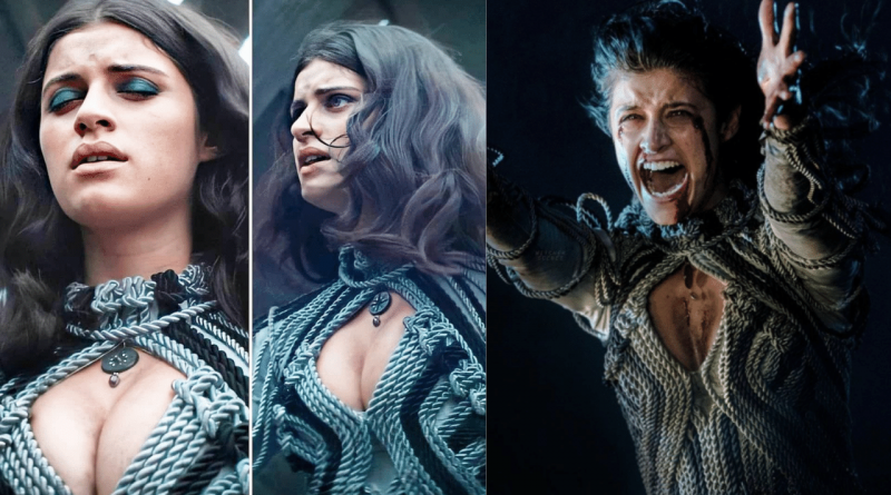 Netflix Yennefer's Origins, Powers And Look Explained from The Witcher