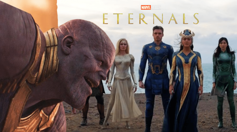 Where were the Eternals during the Infinity war and endgame