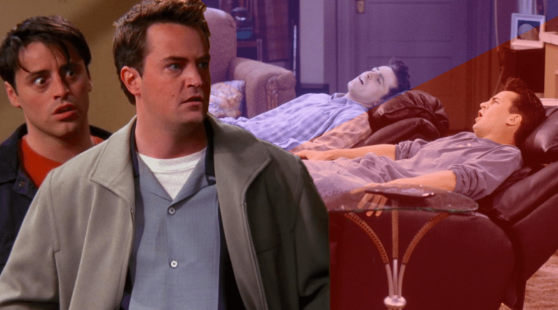 Friends Why Matthew Perry Didn't Like The Lounge Chair Episode