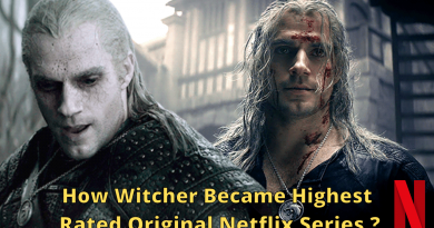 How The Witcher Became Highest Rated Original Series on Netflix just five Days after Release