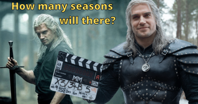 How many seasons will there be of The Witcher
