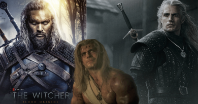 Netflix's Witcher spin off movie may explore Geralt of Rivia's backstory