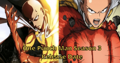 When is One Punch Man Season 3 Coming Out Release Date