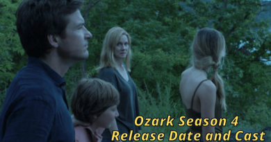 Ozark Season 4 Release Date and Cast