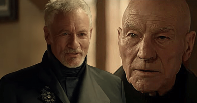 Star Trek Picard Season 2 trailer features the Picard Cast in the second season