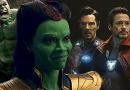 TOP 8 Infinity War Deleted Scenes