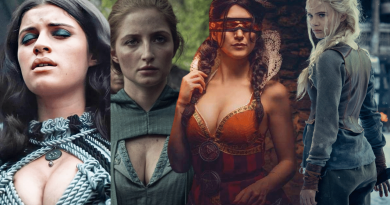The 18 Most Powerful Witcher Characters