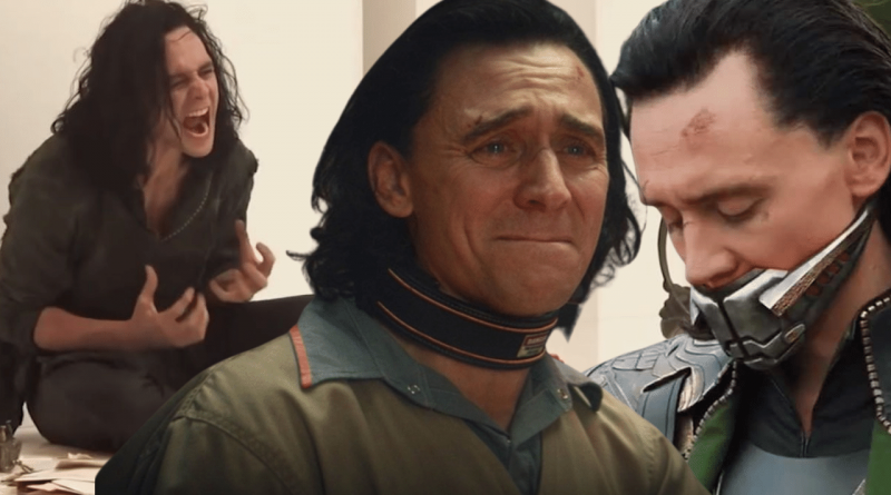 The Arrival of Lady Loki from Loki Comics Make Loki Weaker
