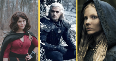 The Witcher Characters, Ranked By Fighting Ability