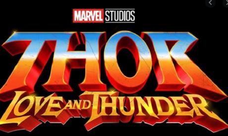 Thor 4 New set photos shows Thor's impressive physique and Taika Waititi Korg