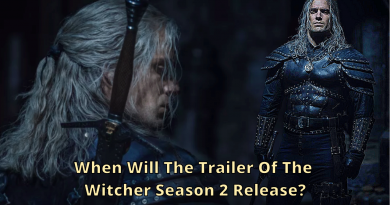 When Will The Trailer Of The Witcher Season 2 Release