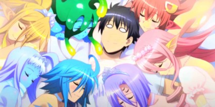 When is Monster Musume season 2 coming out