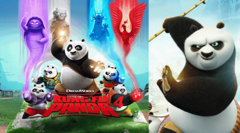 When will DreamWorks reveal Kung Fu Panda 4 release date