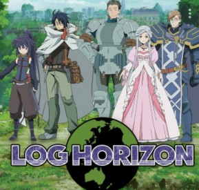 Where to watch Log Horizon Season 3