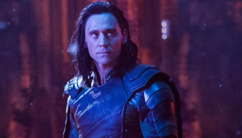 Why Loki laughs when he sees Infinity War's Loki Death