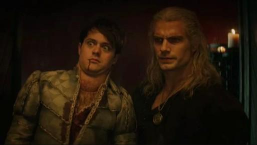 In The Witcher Season 2, how will Geralt meet Jaskier?