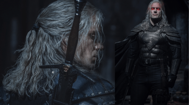 All Eposide Titles and logos of The Witcher Season 2