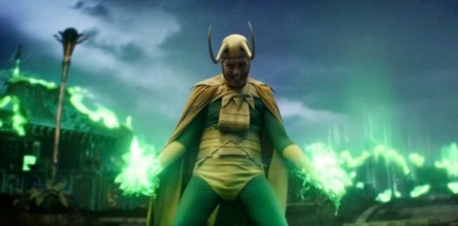 The Reason Behind Classic Loki's Laugh Before He Dies