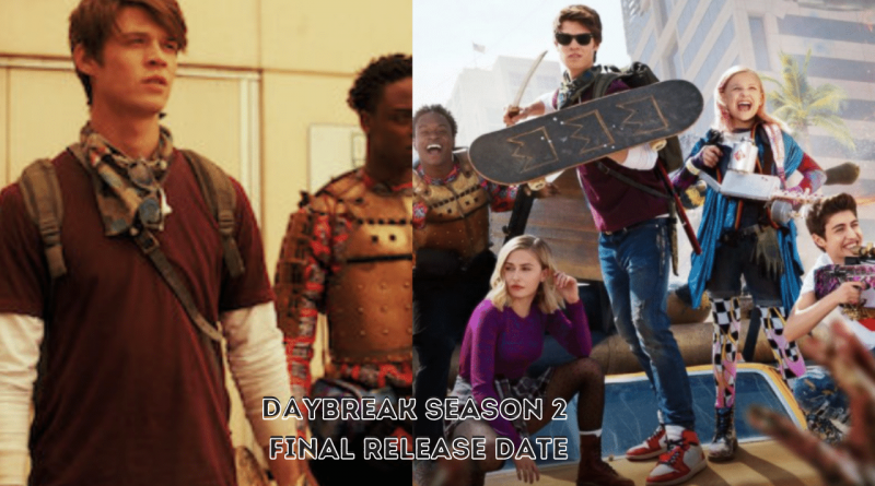 Daybreak Season 2 Final